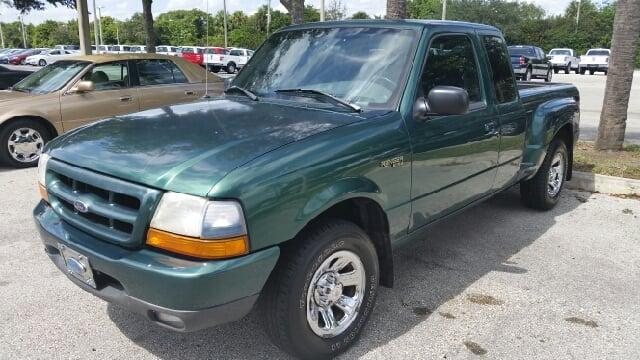 2000 Ford Ranger