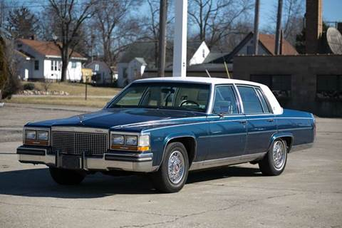 1988 Cadillac Brougham for sale in Goshen, IN