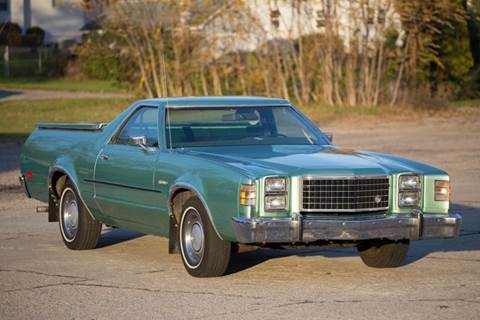 1978 ford ranchero for sale in goshen in - 1978 Ford Ranchero