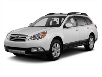 2012 Subaru Outback for sale in Tullahoma, TN
