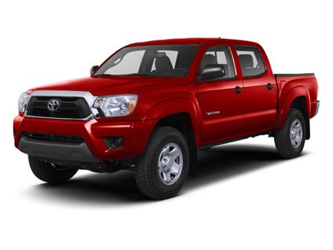 2012 Toyota Tacoma for sale in Tullahoma, TN