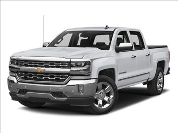 2017 Chevrolet Silverado 1500 for sale in Tullahoma TN