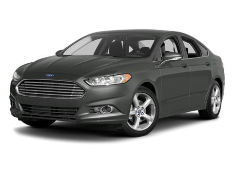 2014 Ford Fusion for sale in Tullahoma, TN