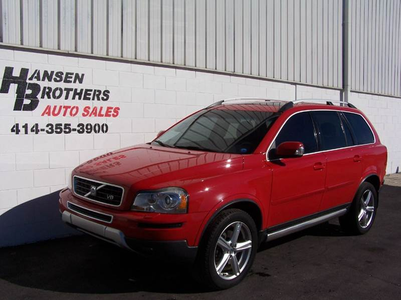 2007 volvo xc90 awd v8 sport 4dr suv in milwaukee wi. Black Bedroom Furniture Sets. Home Design Ideas