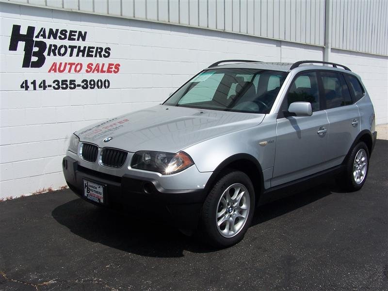 2004 bmw x3 awd 4dr suv in milwaukee wi hansen. Black Bedroom Furniture Sets. Home Design Ideas