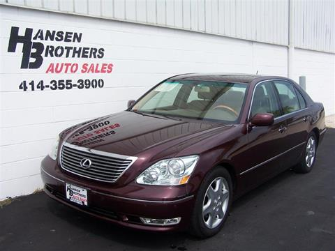 2006 lexus ls 430 for sale in ormond beach fl. Black Bedroom Furniture Sets. Home Design Ideas