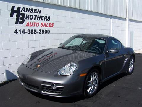 2008 Porsche Cayman for sale in Milwaukee, WI