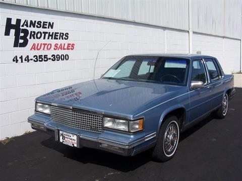 1987 Cadillac DeVille For Sale - Carsforsale.com®