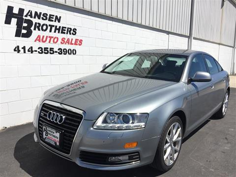 Audi A For Sale In Milwaukee WI Carsforsalecom - Audi a6 for sale