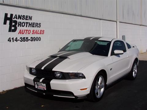 2010 Ford Mustang for sale in Milwaukee, WI