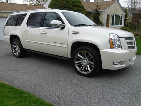 2013 Cadillac Escalade ESV for sale in Cranston, RI