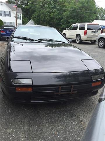 1988 Mazda RX-7 for sale in Framingham, MA