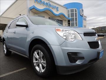 2014 Chevrolet Equinox for sale in Roseburg, OR