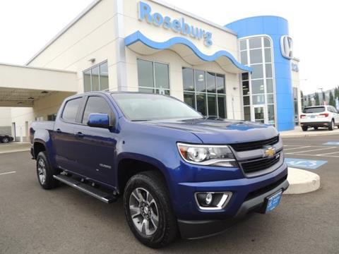 2015 Chevrolet Colorado for sale in Roseburg, OR
