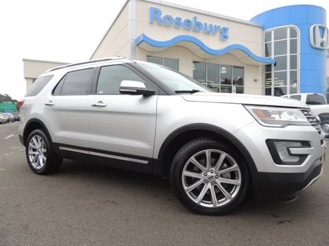 2017 Ford Explorer for sale in Roseburg, OR