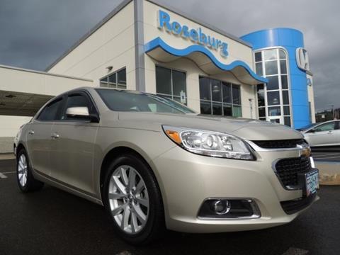 2014 Chevrolet Malibu for sale in Roseburg, OR