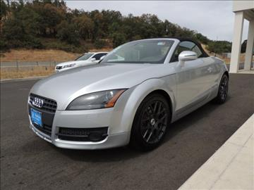 2008 audi tt for sale. Black Bedroom Furniture Sets. Home Design Ideas