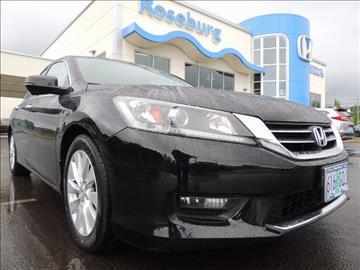 2014 Honda Accord for sale in Roseburg, OR
