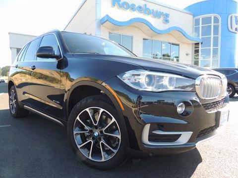 2017 BMW X5 for sale in Roseburg, OR
