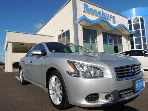 2014 Nissan Maxima for sale in Roseburg, OR