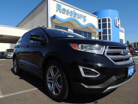 2016 Ford Edge for sale in Roseburg, OR