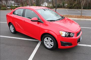 2015 chevrolet sonic for sale tennessee. Black Bedroom Furniture Sets. Home Design Ideas