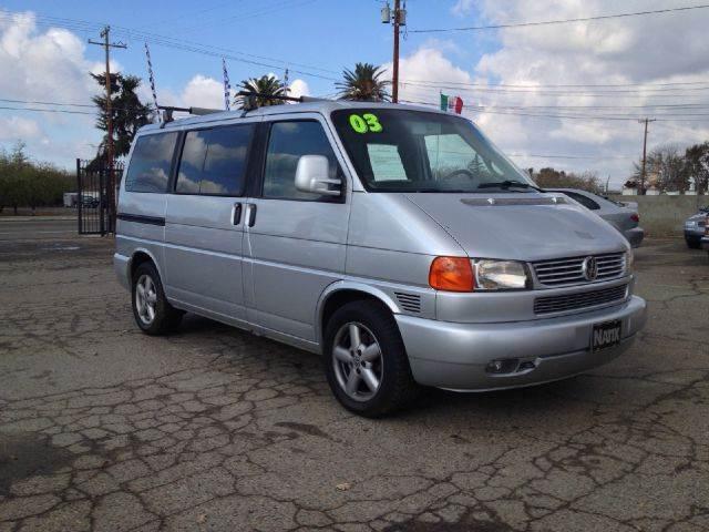 2003 Volkswagen EuroVan for sale in TULARE CA