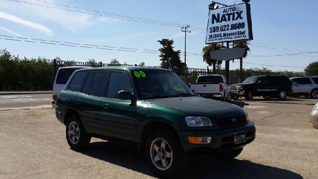 2000 Toyota RAV4 for sale in TULARE CA