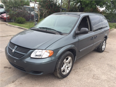 2007 Dodge Grand Caravan for sale in Houston, TX