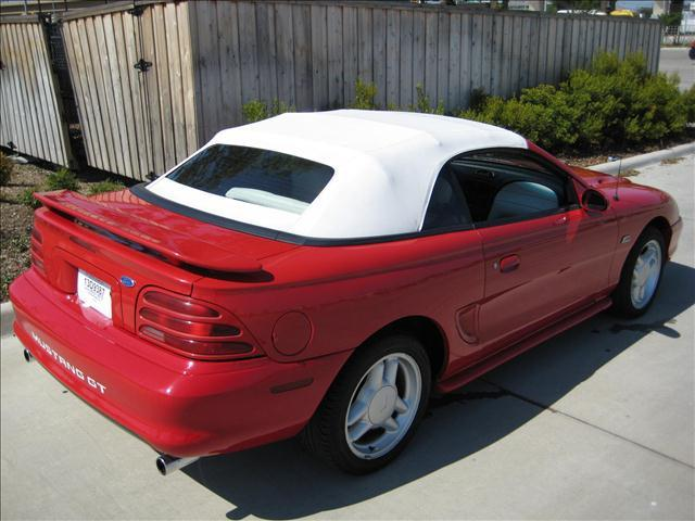 1995 Ford Mustang GT Convertible - Dallas TX