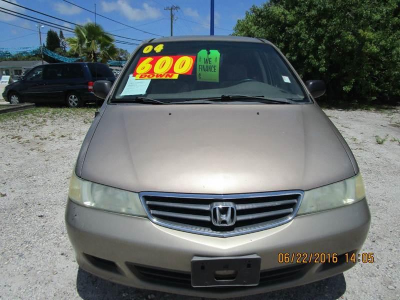 2004 Honda Odyssey Lx 4dr Mini Van In Cocoa Fl Tropical