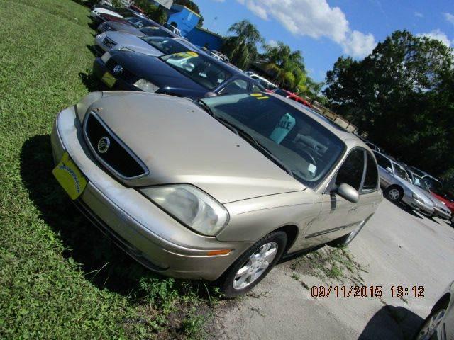 2001 Mercury Sable Ls Premium 4dr Sedan In Cocoa Fl
