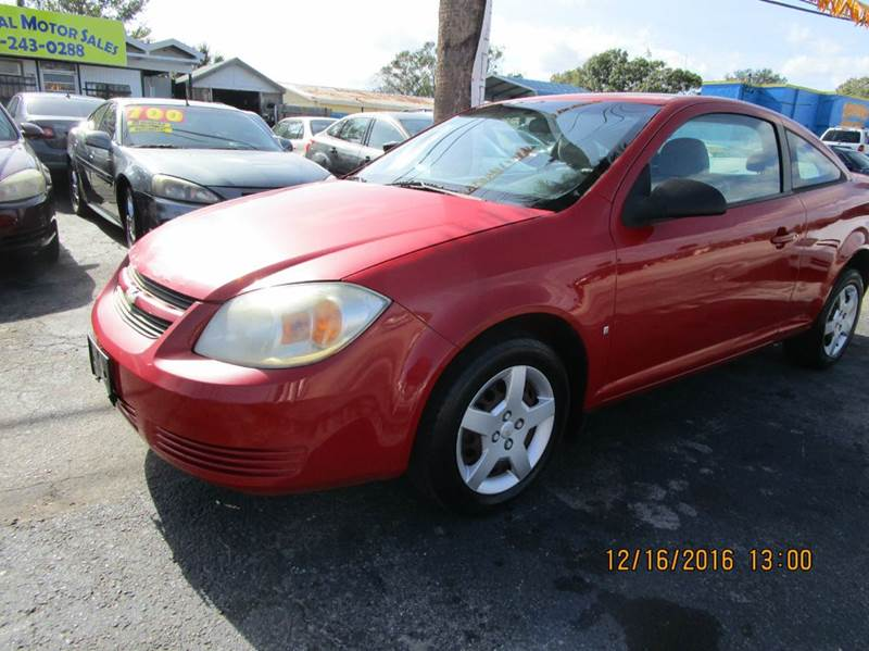 2006 Chevrolet Cobalt Ls 2dr Coupe In Cocoa Fl Tropical