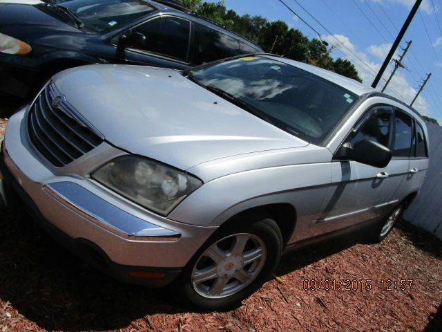 2006 Chrysler Pacifica Touring Awd 4dr Wagon In Cocoa Fl