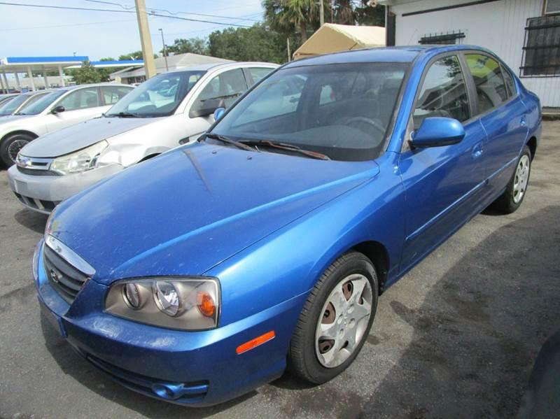 2003 Hyundai Accent Gl 4dr Sedan In Cocoa Fl Tropical