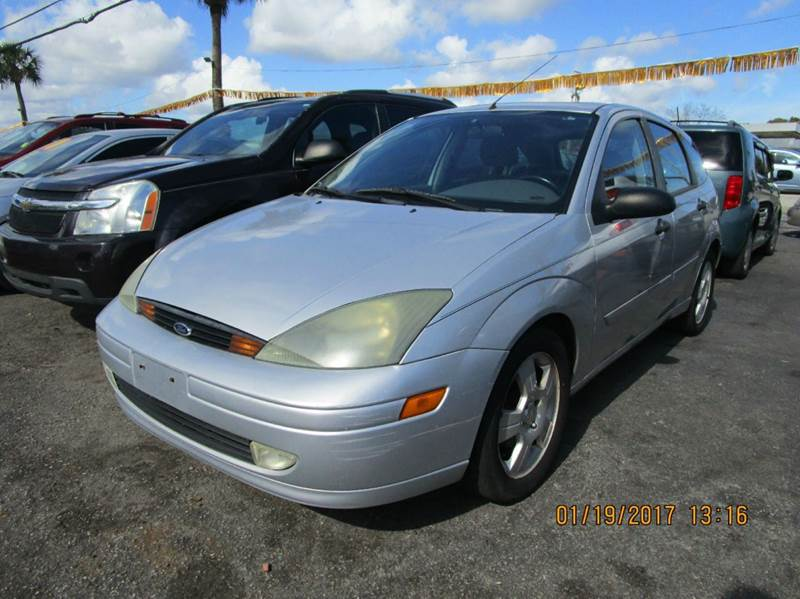 2003 Ford Focus Zx5 4dr Hatchback In Cocoa Fl Tropical