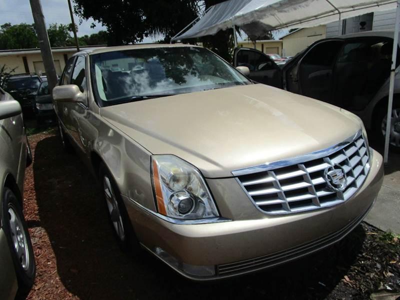 2006 Cadillac Dts Luxury Ii 4dr Sedan In Cocoa Fl