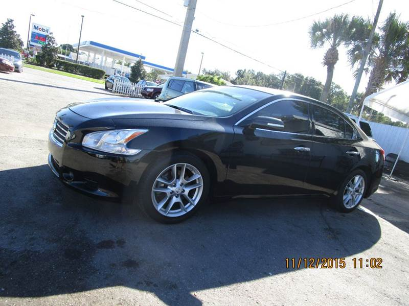 2011 Nissan Maxima For Sale In Tallahassee Fl