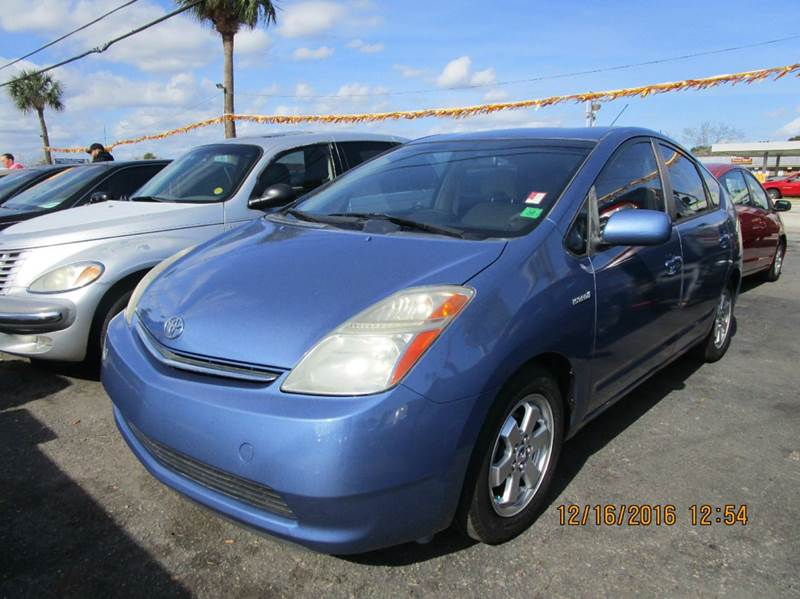 2006 Toyota Prius Base 4dr Hatchback In Cocoa Fl