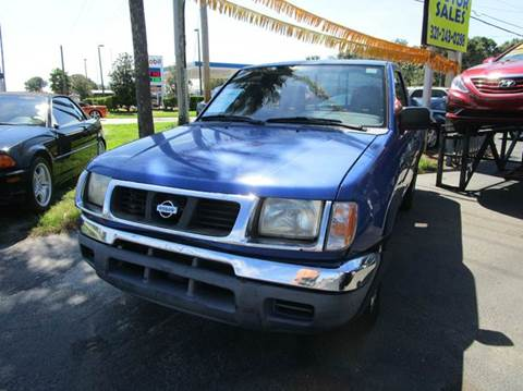 1998 nissan frontier for sale for Checkered flag motors everett wa
