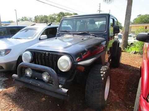 1997 Jeep Wrangler for sale in Cocoa, FL