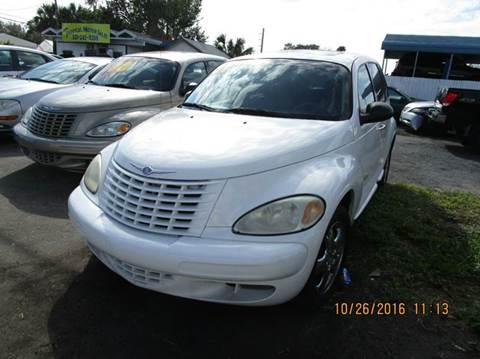 2001 Chrysler Pt Cruiser For Sale Florida