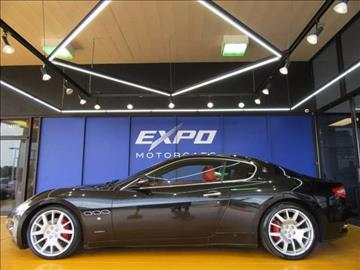 Maserati Granturismo For Sale Houston Tx