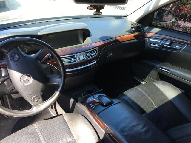 2007 Mercedes-Benz S-Class S550 4dr Sedan - Philadelphia PA