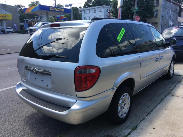 2003 Chrysler Town and Country LX Family Value 4dr Extended Mini Van - Philadelphia PA