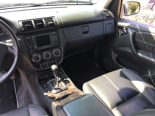 2004 Mercedes-Benz M-Class ML 350 AWD 4MATIC 4dr SUV - Philadelphia PA