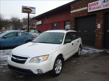 2009 Subaru Outback for sale in Torrington, CT
