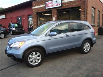 2008 Honda CR-V for sale in Torrington, CT