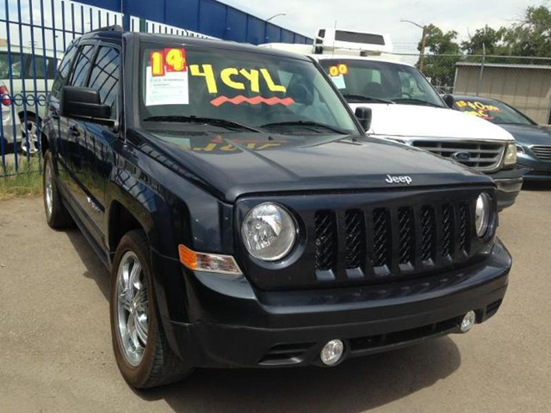 Jeep El Paso >> Jeep Patriot For Sale in El Paso, TX - Carsforsale.com