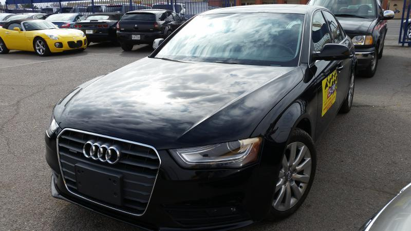 2013 audi a4 2 0t quattro premium awd 4dr sedan 8a in el. Black Bedroom Furniture Sets. Home Design Ideas